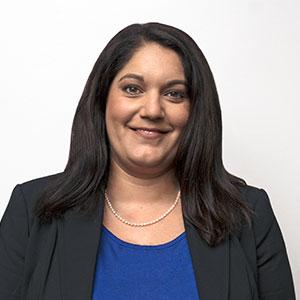 Aysha Hussaini-Stewart