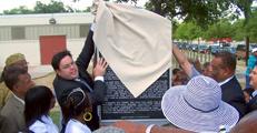 historical marker designation