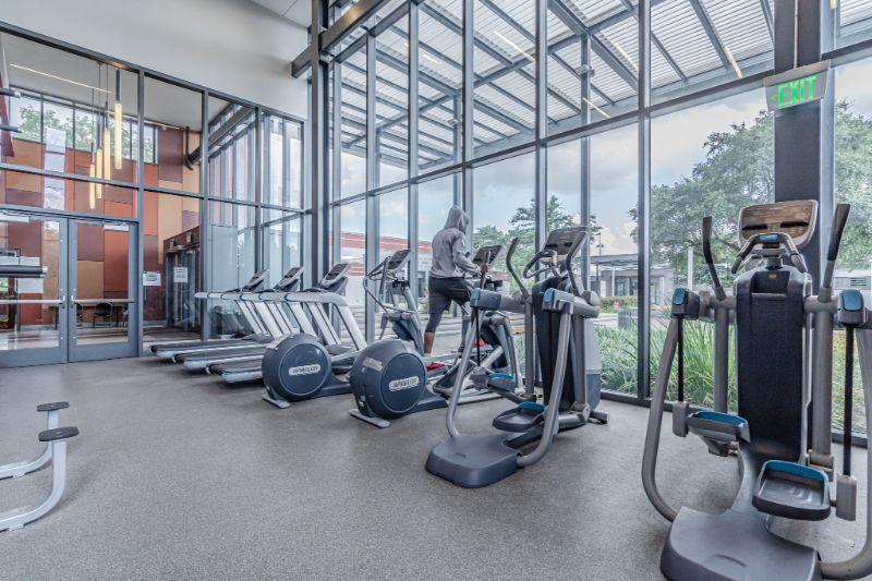 Indoor Gym