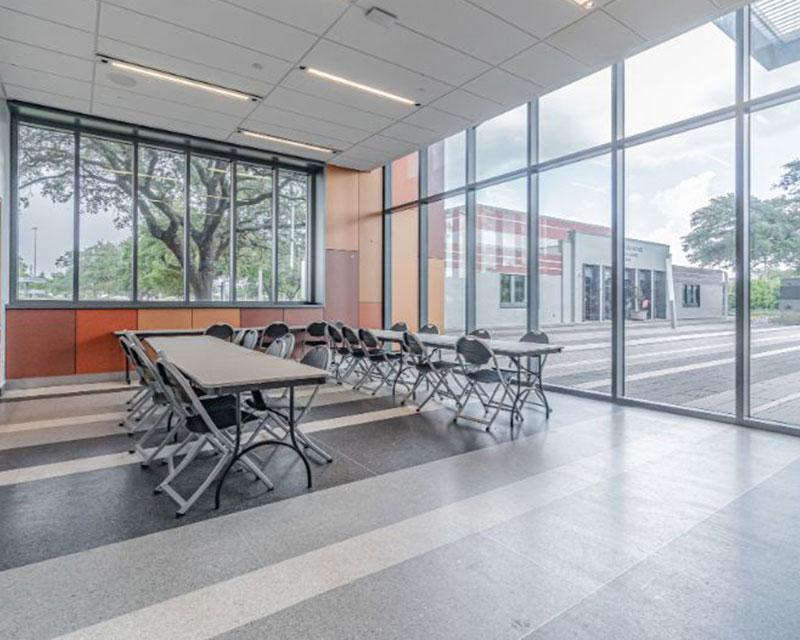 rec center tables