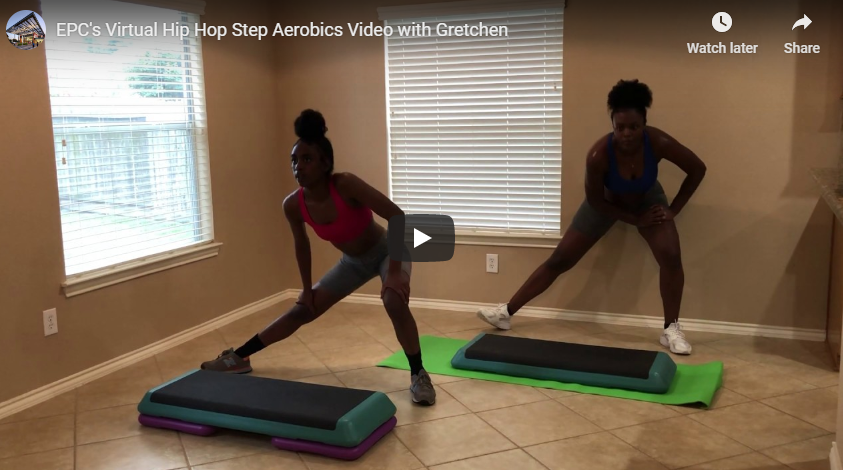 Virtual Get Fit in the Tre Series