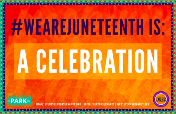 we are juneteench orange certificate
